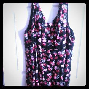 Torrid Midi dress